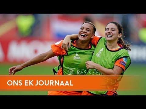 Ons EK Journaal: Aflevering 2