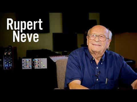 Rupert Neve: The SOS Interview