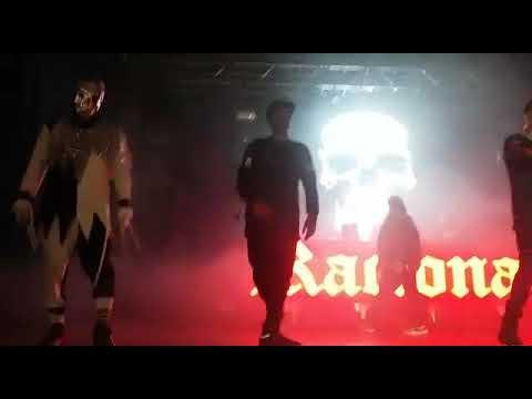 Show do Racionais Mc's na live Curitiba 26/8/2017