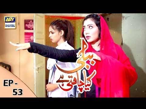 Bubbly Kya Chahti Hai - Episode 53 - 29th January 2018 - ARY Digital Drama