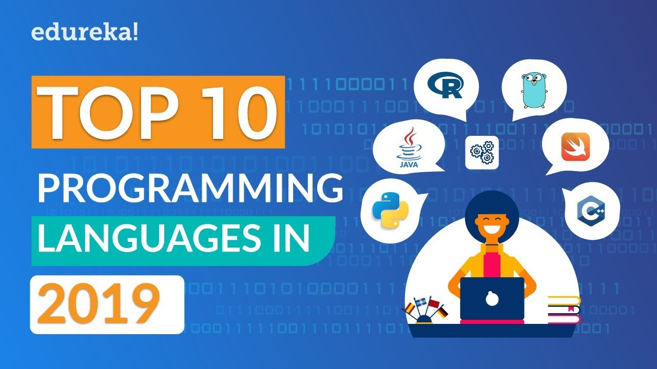 Top 10 Programming Languages In 2019