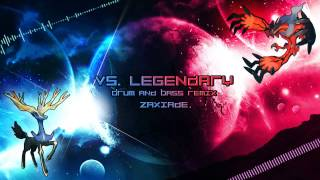 vs legendary pokemon x and y drum and bass remix zaxiade free download