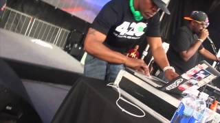 DJ Whoo Kid Invades Denver For 4/20 Rally