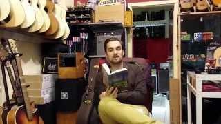 Lesung in der Musik-Butik mit Christian Steinberger