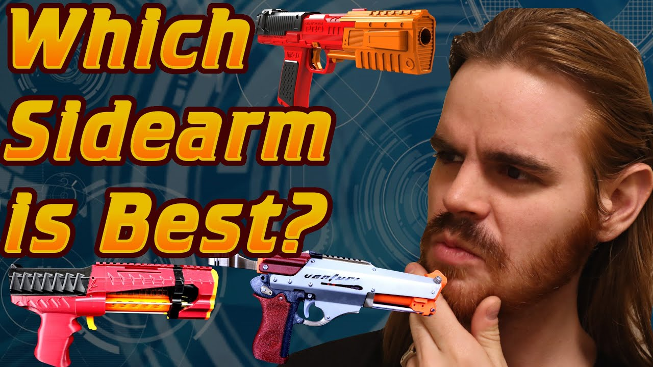 Download SO MANY SIDEARMS: Which Sidearm is Right for You?