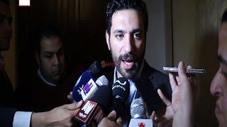 بالفيديو- حسن الرداد يعلق على شائعة حمل إيمي سمير غانم