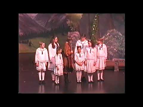 Do Re Mi, from The Sound of Music, EoT, 2004