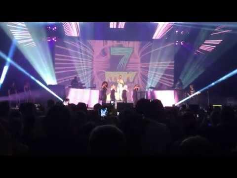 Concert de Keen'v le 15 avril 2018 au Zenith Arena de Lille
