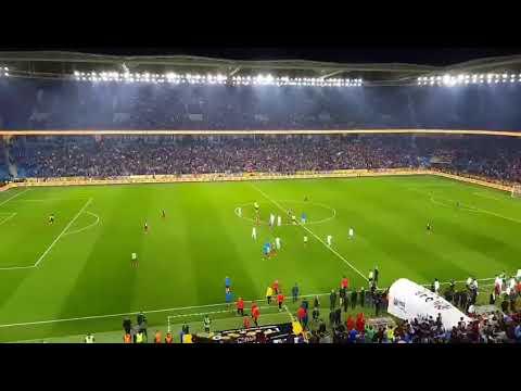 Trabzonspor 2-1 Galatasaray // Bir mahsun mor menekşe ağlıyor mu ne?