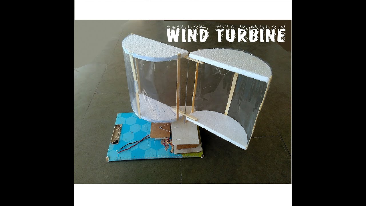 How To Make Wind Turbine