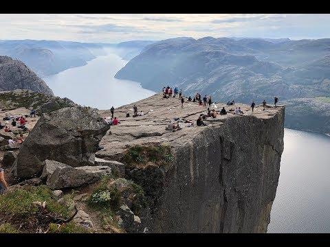 2018 Tesla family roadtrip to Norway - part 1