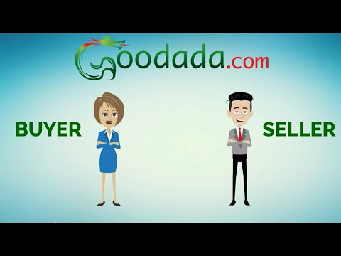 Goodada linking Sellers and Buyers