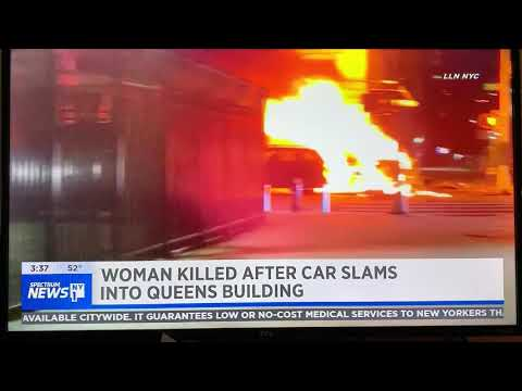 LLN in NY1 Fatal Car Fire