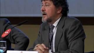 Emilio Torné. Moderador del primer panel: «Lectura digital: su lugar en la biblioteca»