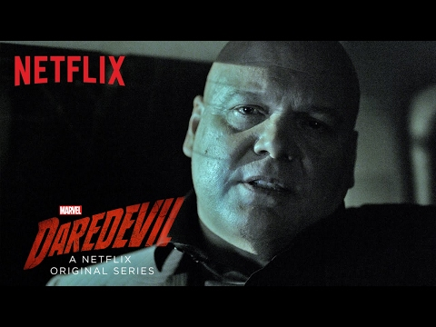 Marvel's Daredevil | Official Trailer [HD] | Netflix