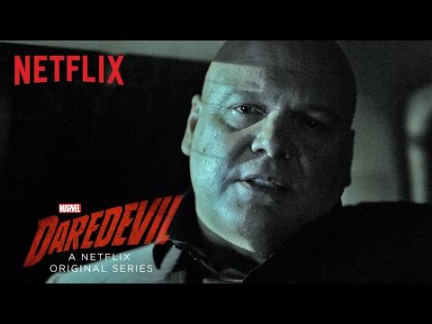 Marvel's Daredevil trailers