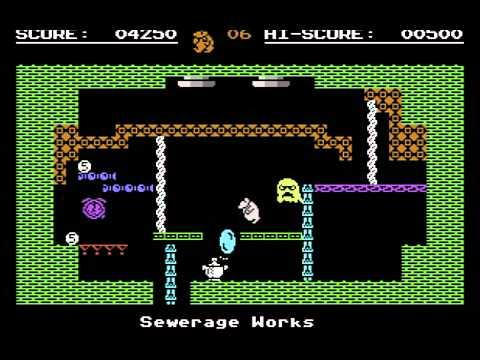 C64 Longplay - Monty On The Run