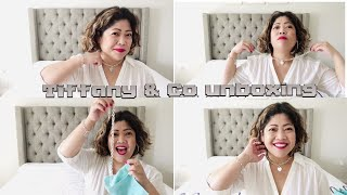 Unboxing Tiffany & Co. hea…