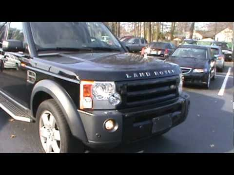 Land Rover Hse >> 2006 Land Rover LR3 HSE - YouTube