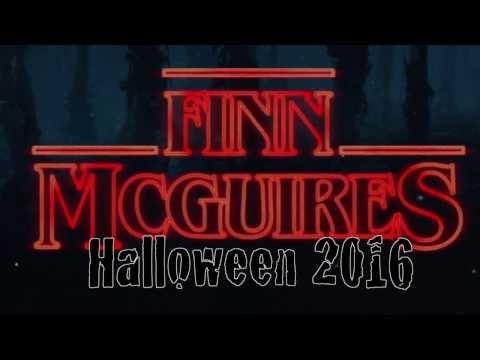 Finn McGuire's Halloween Promo 2016