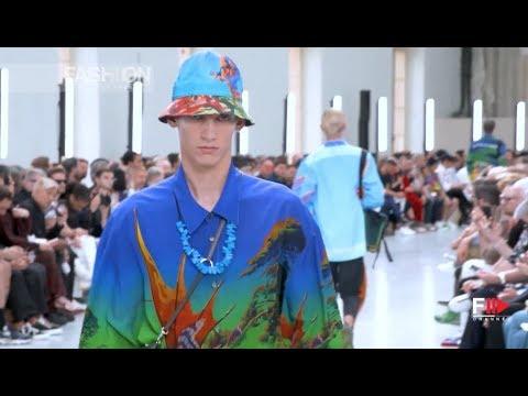 VALENTINO Spring Summer 2020 Menswear Paris – Fashion Channel