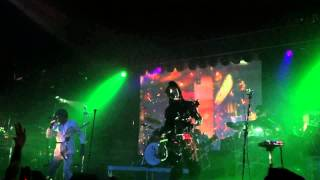 SKINNY PUPPY Tin Omen THE RAVE Milwaukee, WI 11/16/15