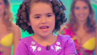Priscilla e Maísa | Programa Silvio Santos | Jogo das 3 Pistas