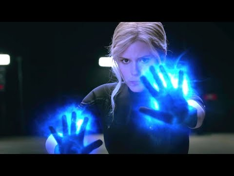 Invisible Woman (Kate Mara) - All Scenes Powers | Fantastic Four