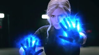 Invisible Woman (Kate Mara) - All Scenes Powers   Fantastic Four