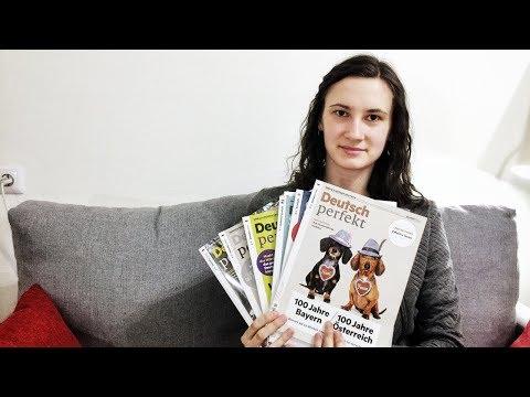 Журналы для изучения иностранных языков: обзор Deutsch Perfekt, Spotlight