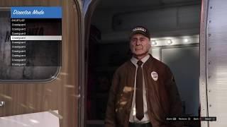 DIRECTOR MODE IN STORY MODE (GTA 5) [3]