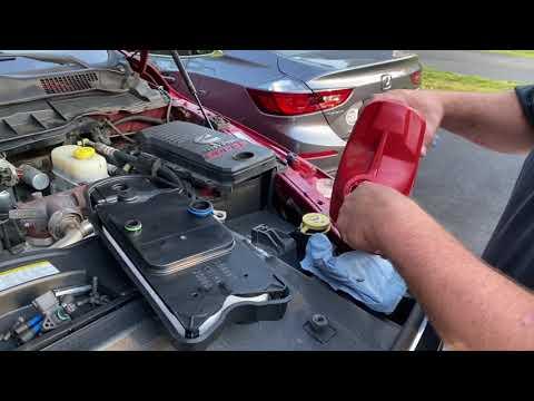 How to: Dodge Cummins DIY Maintenance, 2010 Crankcase Filter replacement
