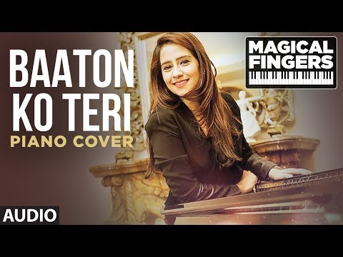 Baaton Ko Teri Instrumental (Piano) Song | All Is Well | Gurbani Bhatia | Magical Fingers 3