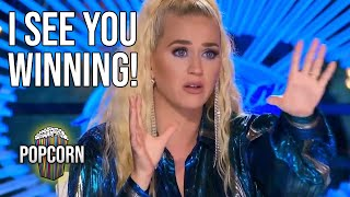KATY PERRY Believes SHE'S ALREADY SEEN THE WINNER OF AMERICAN IDOL 2021!