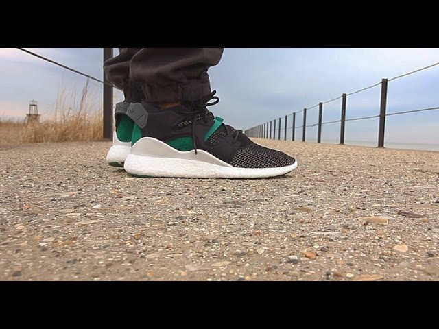 Adidas Eqt Boost On Feet