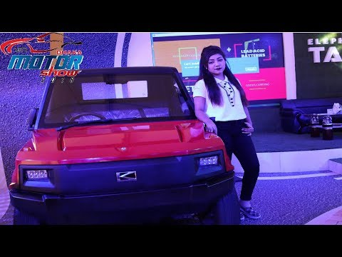 Fully Solar Electric taxi | Making Taxi Service by Elephant Taxi | Elephant Taxi Now in Bangladesh