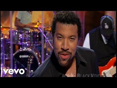 Lionel Richie - I Call It Love (AOL Sessions)