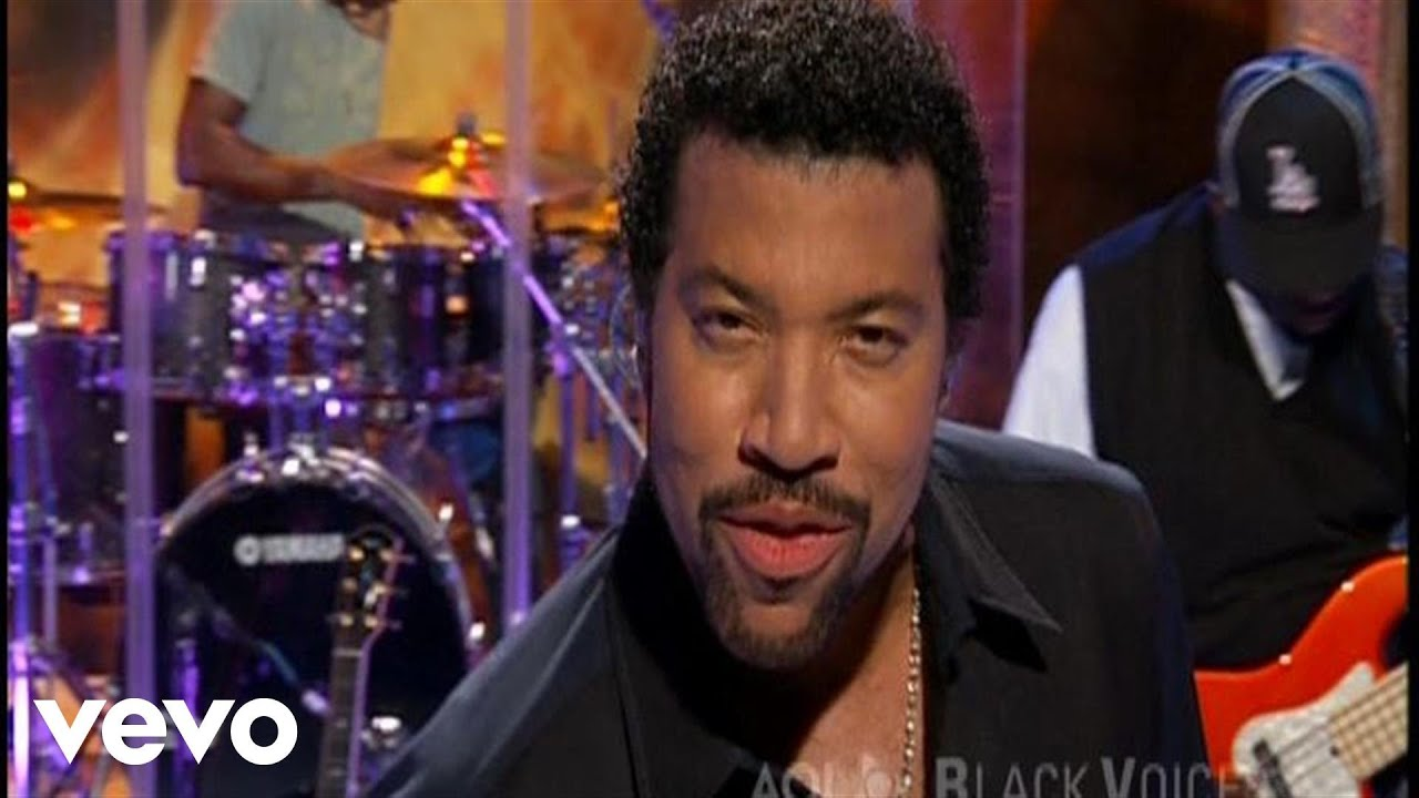 Share Lionel Richie - I Call It Love with friends