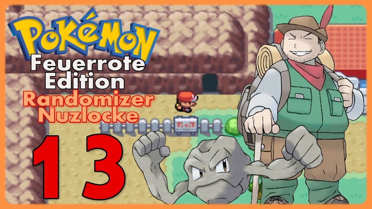 pokemon feuerrot randomizer