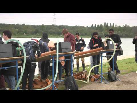 Civil Engineering Skills Field Course 2014 - Designing a Water Park
