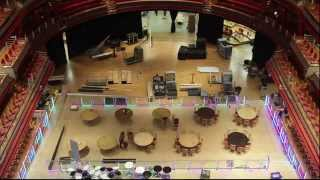 Symphony Hall Birmingham: The Next Stage build timelapse