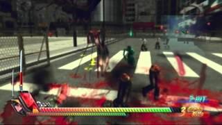 Onechanbara: Bikini Samurai Squad [XBOX 360] - Gameplay