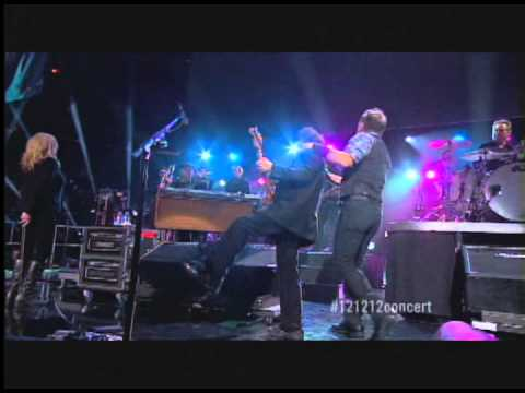 Bruce Springsteen My City of Ruins 121212concert LIVE