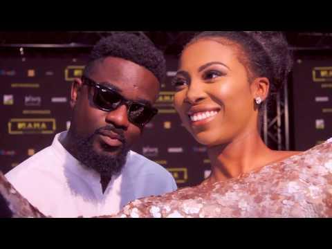 MTV Africa Music Awards 2016 Red carpet - Bonang, Sarkodie, Falz, Cassper Nyovest, ,  Korede Bello