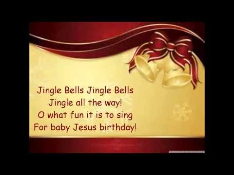Jingle Bells Jesus Birthday