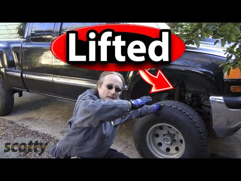 Why It's Dumb To Lift A Vehicle
