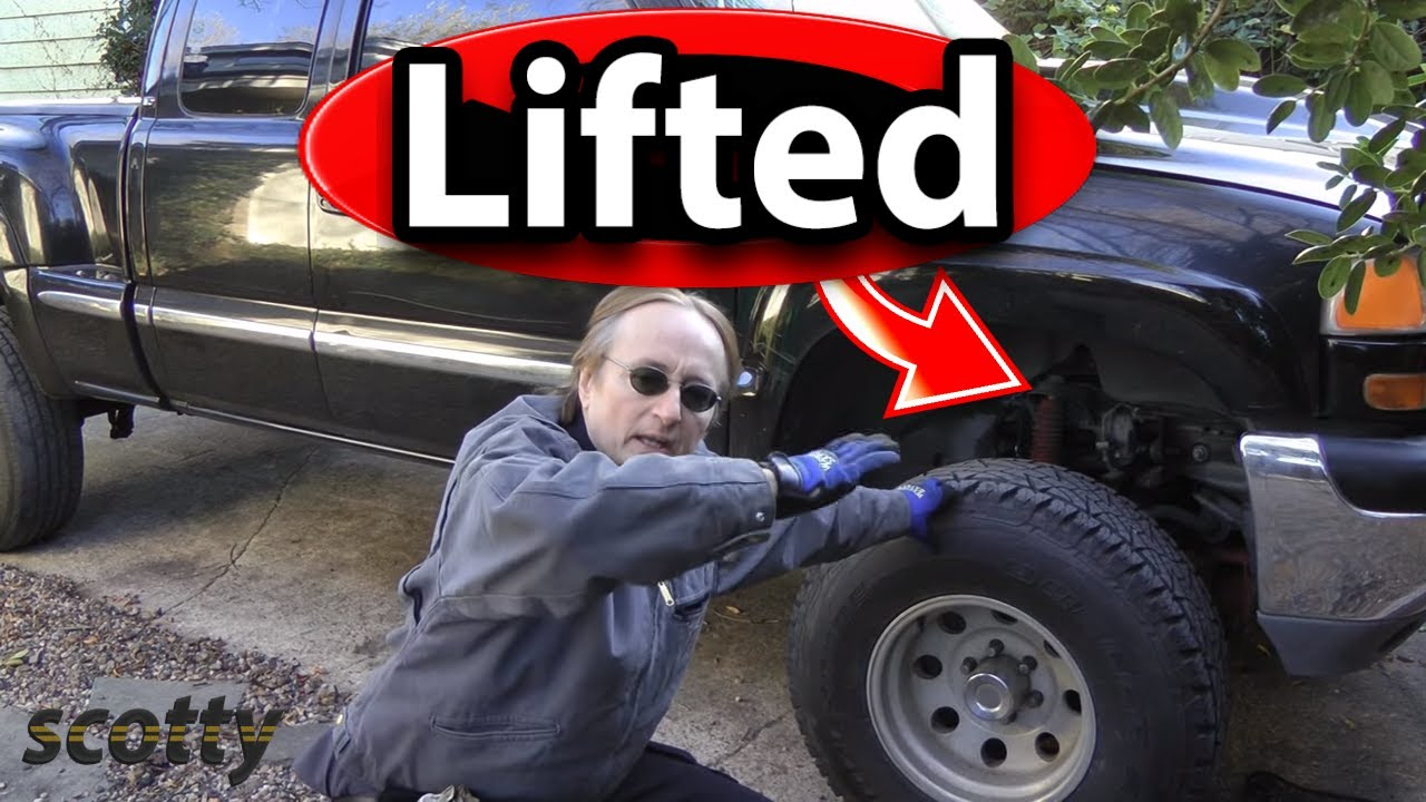 Why Not to Buy a Lifted Truck - YouTube