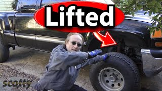 Why Not to Buy a Lifted Truck