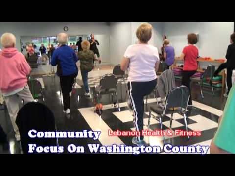 Community Focus Takes A Look At Lebanon Health and Fitness