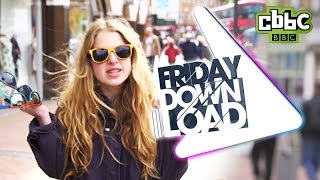 CBBC: Friday Download - Style Download - Design your own cool sunglasses